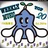 WEEKLY MUSIC TOP20